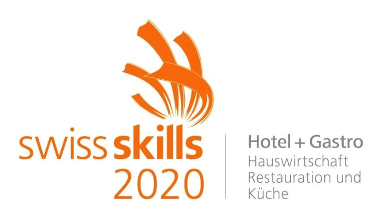 Logo SwissSkills Gastro 2020