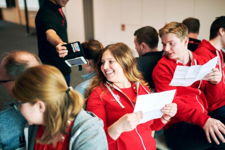 Inland - SwissSkills Teamweekend