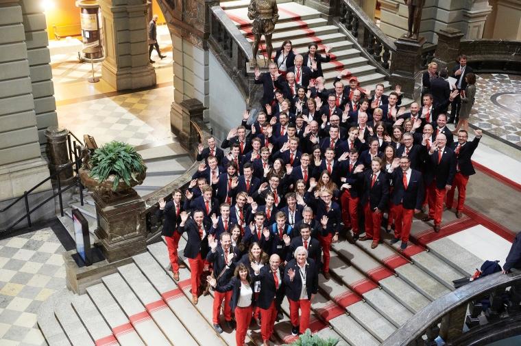 Inland - SwissSkills Bundeshaus